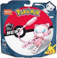 Mew - Medium Mega Construx - Pokemon