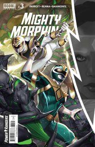 MIGHTY MORPHIN #3 CVR A MAIN