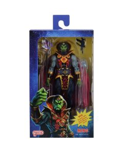 Ming The Merciless | Defenders of the Earth Action Figure | Series 1 | NECA