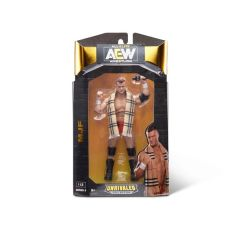 MJF - Unrivalled Collection Series 2 - AEW Action Figure
