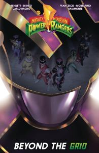 Mighty Morphin' Power Rangers - Beyond the Grid - TP