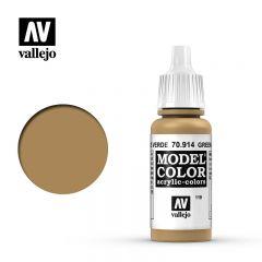 Green Ochre - Model Colour - Vallejo