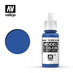 Ultramarine   Vallejo Model Color
