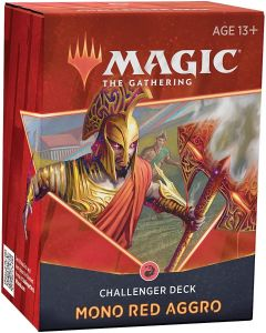 Mono Red Aggro Pioneer Challenger Deck 2021 | Magic: The Gathering MTG