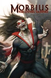 Morbius the Living Vampire - Vol 01: Old Wounds - TP