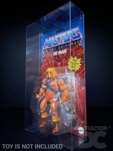 MOTU Figure Display case | Deflector DC