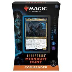 Undead Unleashed Innistrad Midnight Hunt Commander Deck   Magic: The Gathering   MTG