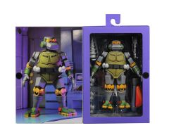 Metalhead - Teenage Mutant Ninja Turtles Cartoon Ultimate Action Figure - NECA