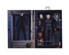 Michael Myers| Halloween (2018) | Ultimate Action Figure | NECA