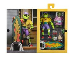 Mondo Gecko   Teenage Mutant Ninja Turtles Cartoon   Ultimate Action Figure   NECA
