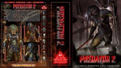 Armored Lost Predator | Ultimate Action Figure | NECA