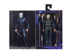 Roy Burns, Jason Voorhees | Friday The 13th Part V: A New Beginning | Ultimate Action Figure | NECA