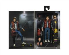 Marty McFly   Back to the Future   Ultimate Action Figure   NECA