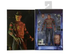 Freddy Krueger - A Nightmare On Elm Street 3: Dream Warriors - Ultimate Action Figure - NECA
