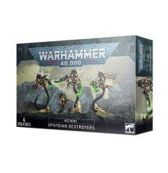 Ophydian Destroyers - Necrons - Warhammer 40,000