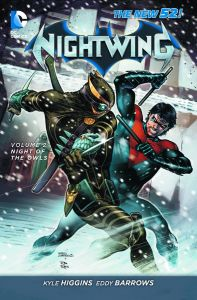 Nightwing - Vol 02: Night of the Owls - TP