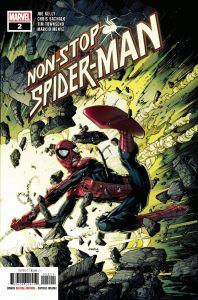 NON-STOP SPIDER-MAN #2