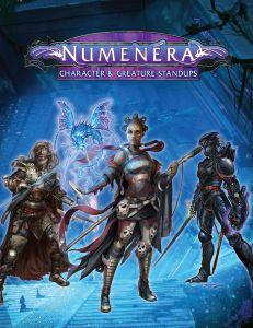 Character & Creature Standups | Numenera