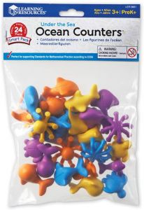 Under The Sea Ocean Counters - Learning Resources