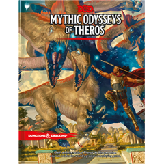 Mythic Odysseys of Theros: Dungeons & Dragons - D&D