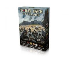 Overlord Expansion | D-Day Dice 2nd Edition