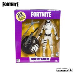 "Overtaker | 7"" Primiium  Action Figure | Fortnite"