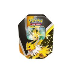 Jolteon V Eevee Evolutions Tin   Pokemon TCG