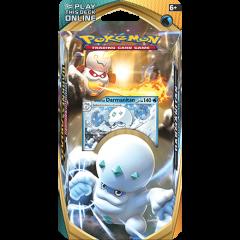 Galarian Darmanitan Theme Deck - Darkness Ablaze - Pokémon TCG