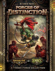 Forces of Distinction - No Quarter Presents