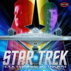 USS Enterprise Refit - 1:350 Star Trek Model Kit