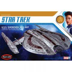 U.S.S Shenzhou NCC-1227 - 1:2500 SNAP KIT - Star Trek: Discovery Model Kit