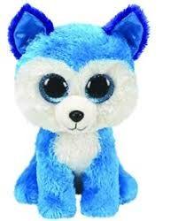 Prince Husky Medium Beanie Boo - TY