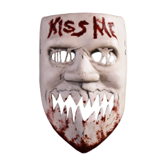 Kiss Me Mask - The Purge: Election Year - Trick Or Treat Studios