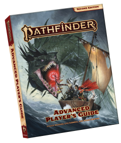 Advanced Player's Guide Pocket Edition | Pathfinder RPG
