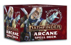 Arcane Spell Deck - Pathfinder