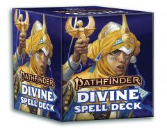 Divine Spell Deck - Pathfinder