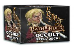 Occult Spell Deck - Pathfinder