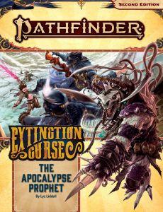 Pathfinder Adventure Path #156: The Apocalypse Prophet (Extinction Curse 6 of 6)