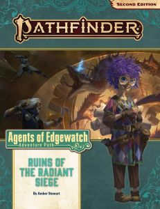 Pathfinder Adventure Path #162: Ruins of the Radiant Siege (Agents of Edgewatch 6 of 6)