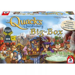 The Quacks of Quedlinburg: Big Box