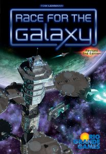Race For The Galaxy - 2018 Refresh