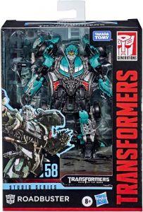 Deluxe Roadbuster - Transformers Studio Series 58 Figure