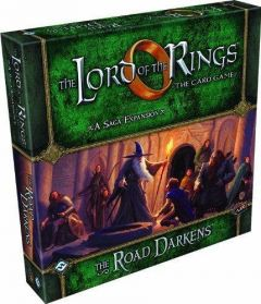 The Road Darkens   LOTR LCG Saga Expansion Set   The Lord Of The Rings Card Game