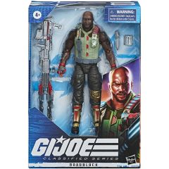 Roadblock | G.I. Joe | Classified Series Action Figure