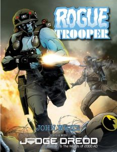 Rogue Trooper | Judge Dredd & the Worlds of 2000 AD RPG