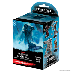 Icewind Dale: Rime of the Frostmaiden | Booster Pack | D&D Icons Of The Realms
