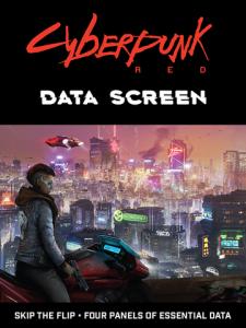 Data Screen | Cyberpunk Red RPG