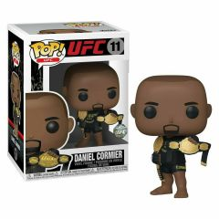 Daniel Cormier   UFC   Pop! Vinyl Figure