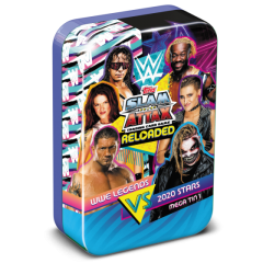 Slam Attax Reloaded Mega Collector Tin