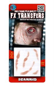 Scarred - Fx Transfers - Tinsleytransfers - Angels